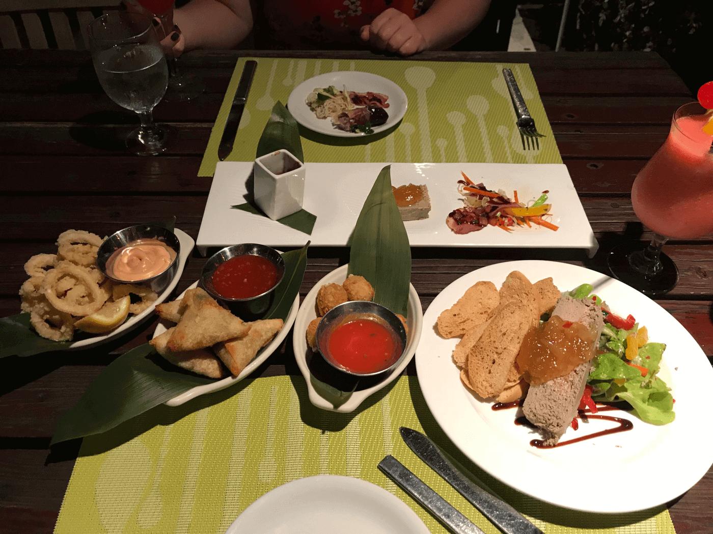 Top 5 Barbados Restaurants