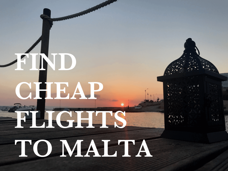 Cheap Flights to Malta | Laura & Ollie